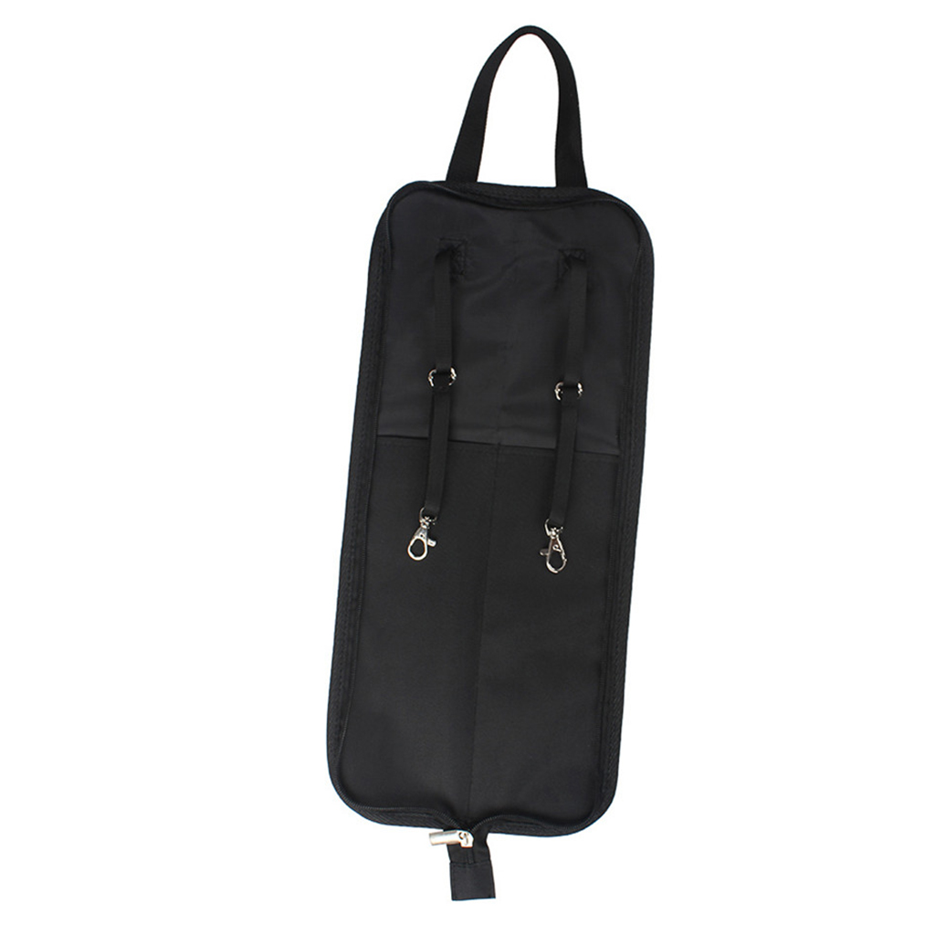 Portable Handy Case Drumsticks Drum Stick Soft Bag Pouch Holder For Drummers
