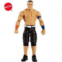 Mattel wwe série john cena lutadores boneca 6 Polegada figura de ação modelo crianças brinquedos presente aniversário