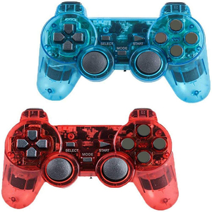 Wireless Gamepad For Sony PS2 Controller For PS2 Console Joystick Double Vibration Shock Joypad Wireless Controle