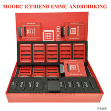 Moorc Icfriend Emmc Androidking 13 In 1 Adapter Voor Z3X Gemakkelijk Jtag Plus Ufi Doos Medusa Doos Riff Box