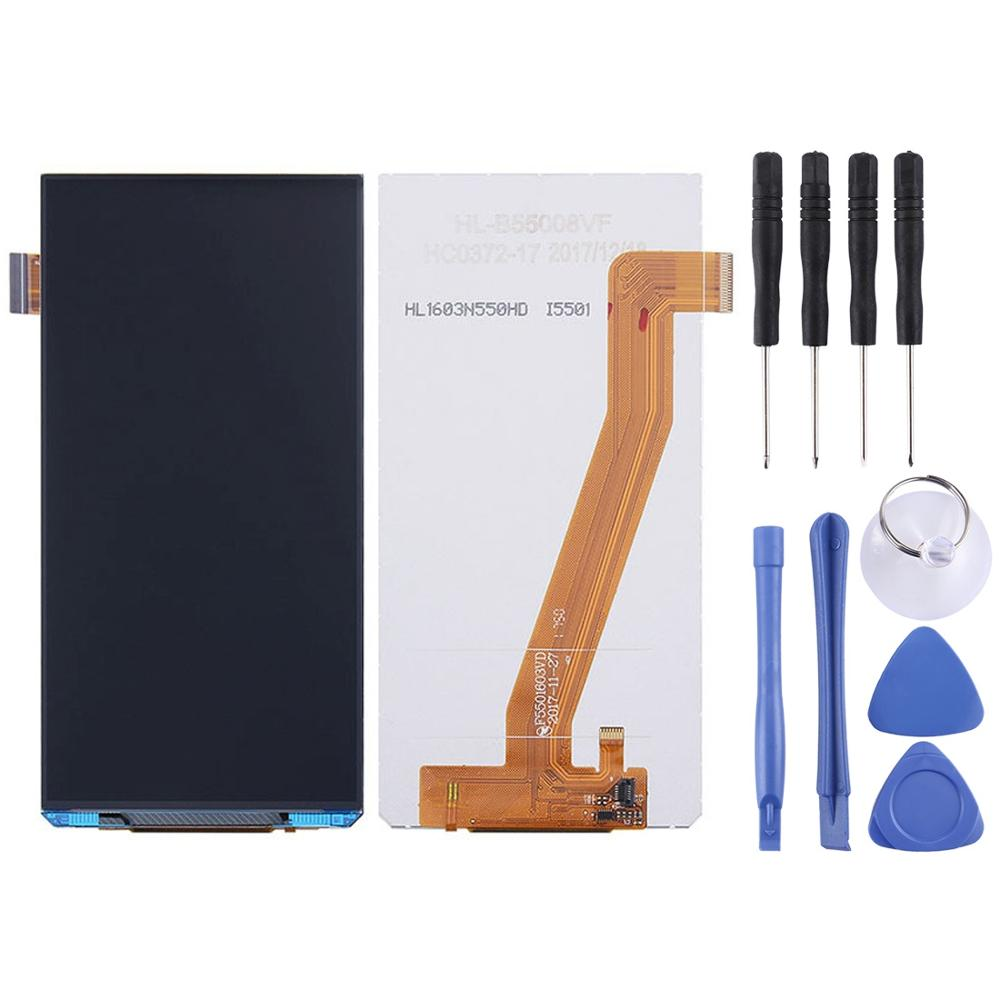 Black iPartsBuy Touch Panel for LEAGOO M9