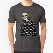 Undead Scrim Suicideboys altered Short Sleeve Cotton T-Shirt For Men(China)