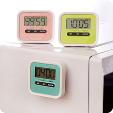 Kitchen Timer Clock Sports-Games Countdown Cooking Magnetic Electronic for New