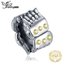 JewelryPalace Ангел-Хранитель крыла 925 стерлингового серебра бусины шармов Fit браслет оригинальные оригинальные украшения