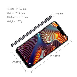 Image 3 - UMIDIGI A3 Pro Global Dual 4G Smartphone 5.7 2.5D Full Screen 3GB+32GB Android 8.1 MTK6739 Quad Core 12MP + 5MP Mobile Phone