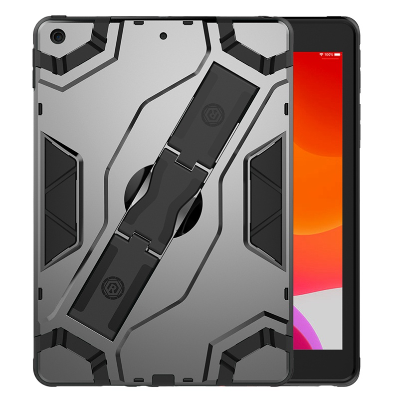 IPad for 10.2 Funda Generation for Shockproof IPad 7th 2019 Kids Cover Case Armor Cases