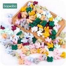 Bopoobo Silicone Cactus Baby Teether 20PCS BPA Free Rattle Toys Silicone Teethin