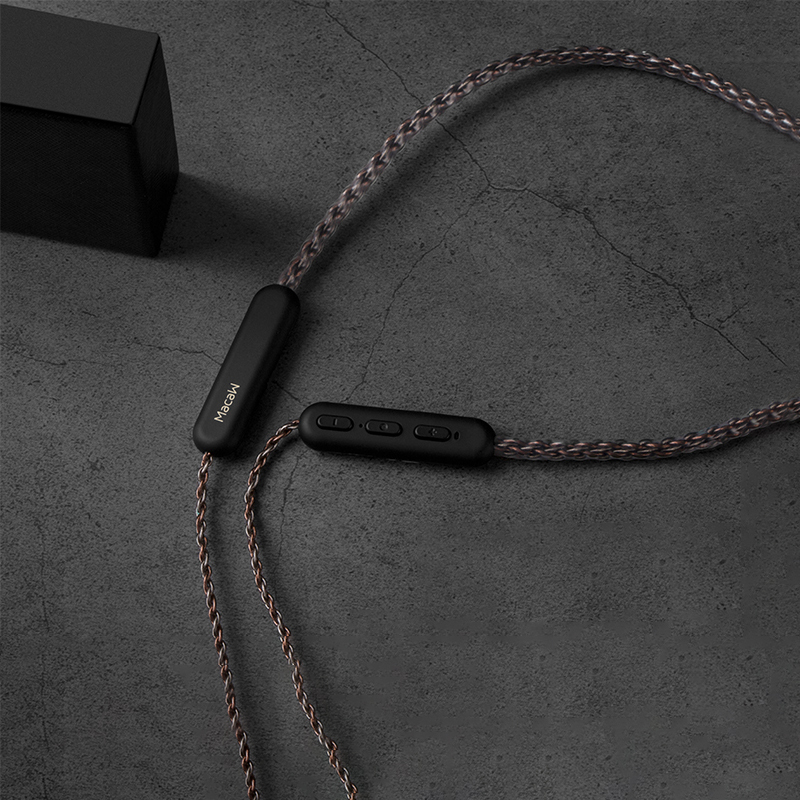 Wireless Bluetooth 5.0 Aptx HD/ll tws fone port Bluetooth earphone earpods wireless earphones Cable Mmcx 0.78mm 2pin  TFZ KZ BGP