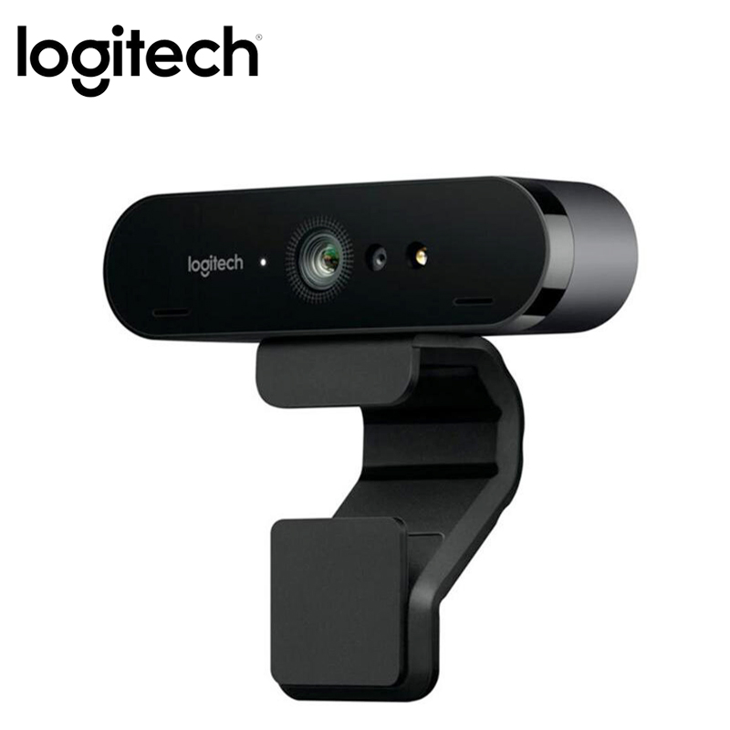 Logitech BRIO C1000e 4K HD Webcam for Video Conference Streaming Recording Compatible with ChromaCam for Windows image