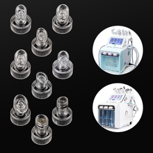 Tips for H2O2 Water Oxygen Jet Peel Hydra Beauty skin Cleansing Hydro Dermabrasion Hydra facial Machine Accessories