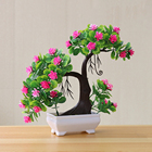 Fake Flower Bonsai P...