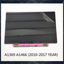"Nowy panel szkło ekranu LCD A + A1369 A1466 dla Apple MacBook Air 13 ""A1466 A1369 ekran LCD 2010 do 2017 rok(China)"