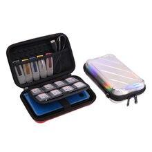 Wasserdichte Lagerung Durchführung USB-SD karte Fall Tasche für Nintendo Handheld Konsole Nintendo Neue 3DS XL/ 3DS XL NEUE 3DSXL/LL
