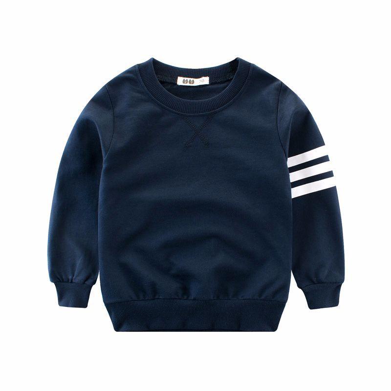 Boys Hoodies Kids Sweatshirt Toddler Girls Children Cotton Dinosaur Crocodile Cartoon Baby Tops Sweatshirts Winter Clothes  Full 4