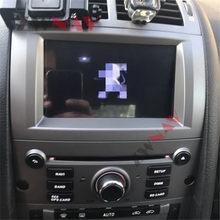 Radio con navegación GPS para coche, reproductor de DVD y pantalla multimedia Android 10 PX6 8 Core 4 + 64G DSP para Peugeot 407, 2004 - 2010 y Citroen C6