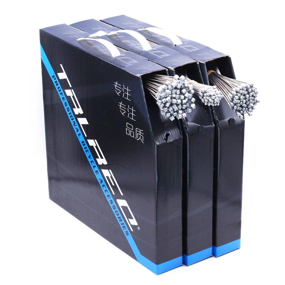 Внутренний Трос из нержавеющей стали для горного и шоссейного велосипеда с регулируемой скоростью, складной тормоз для велосипеда