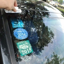Wash-Cloth Rain-Repellent Windshield-Wipers Glass-Water Anti-Rain-Car Blue 1-Pc Absorbent