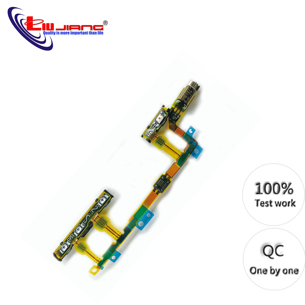 Power On/off Volume Button Vibration Motor And Power Switch Flex Cable Repair For Sony Z3 Compact D5803 D5833 Mini M55W