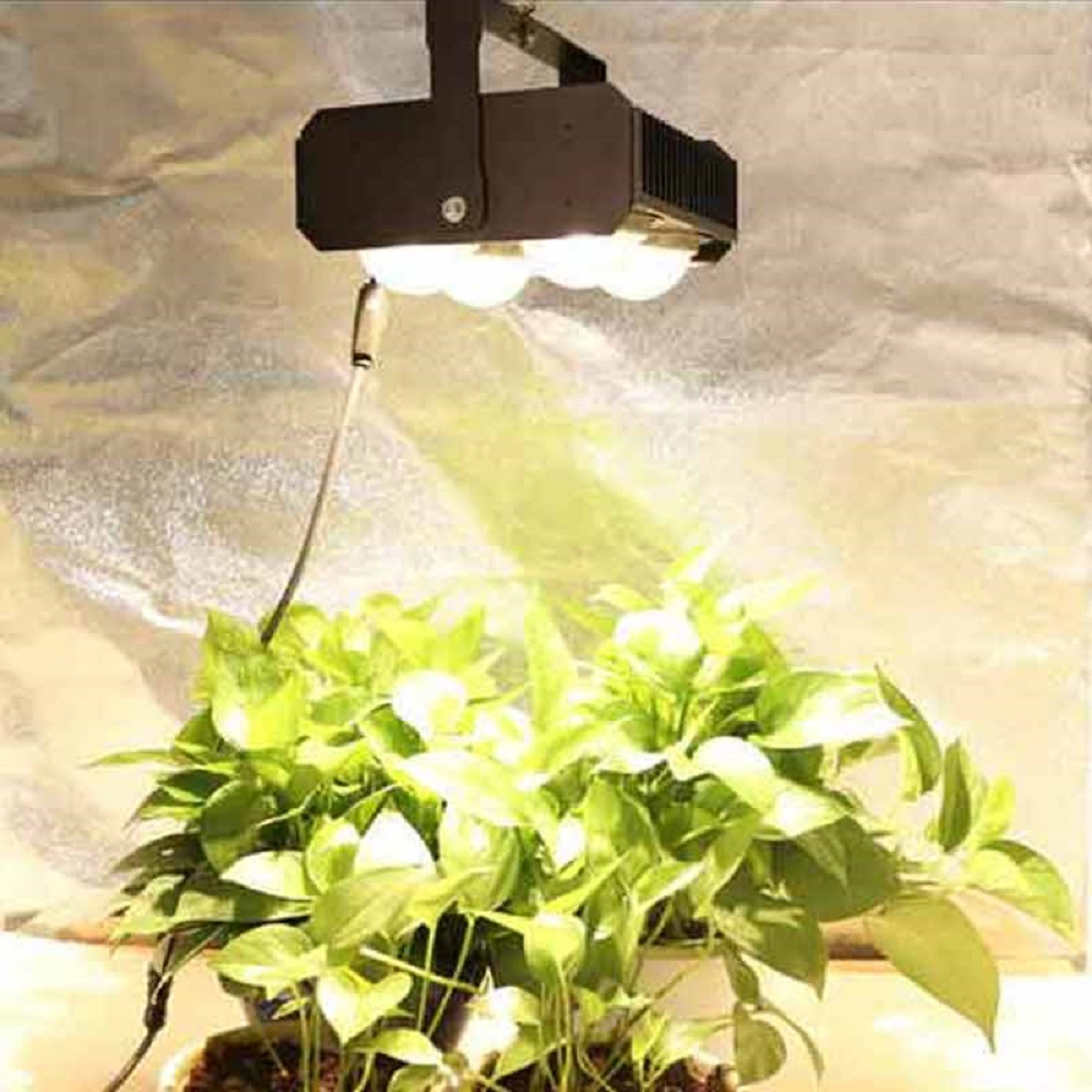 Hydroponics COB LED Grow Light Full Spectrum 400W LED Plant Grow Lamp For Indoor Greenhouse Plants Veg & Flowering Stage