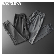 Soccer-Trousers Joggers Workout-Pants Sport Comprehensive-Training Bodybuilding Gym Homme