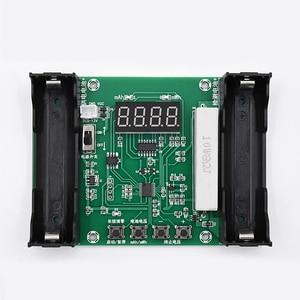 Image 2 - Probador de capacidad de batería de litio, XH M240, 18650 maH, mwH, descarga digital, carga electrónica