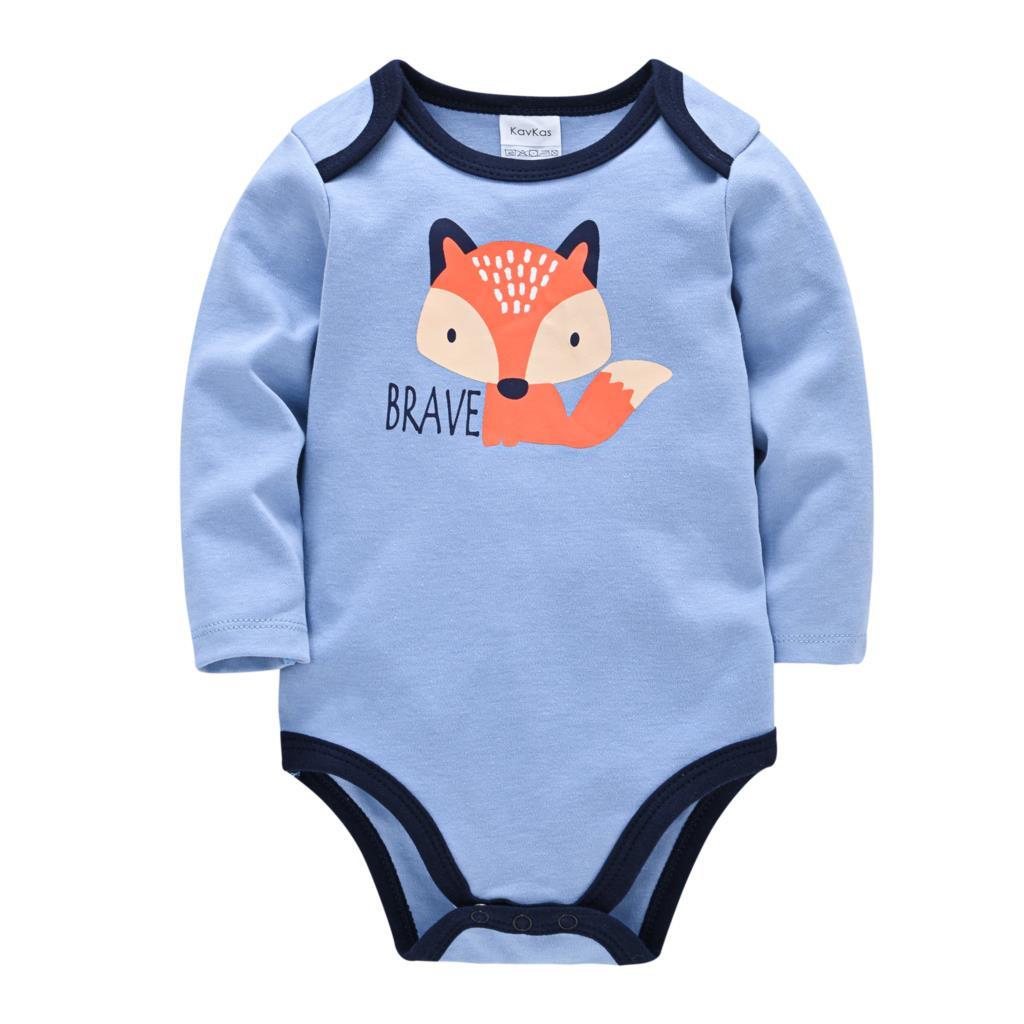 2021 Autumn Winter Newborn Baby Pijamas bebe fille Cotton Breathable Soft ropas bebe de New Baby Sleepers Baby Pjiamas