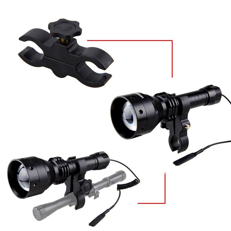 Zoomable infravermelho caça luz 70mm lente ir