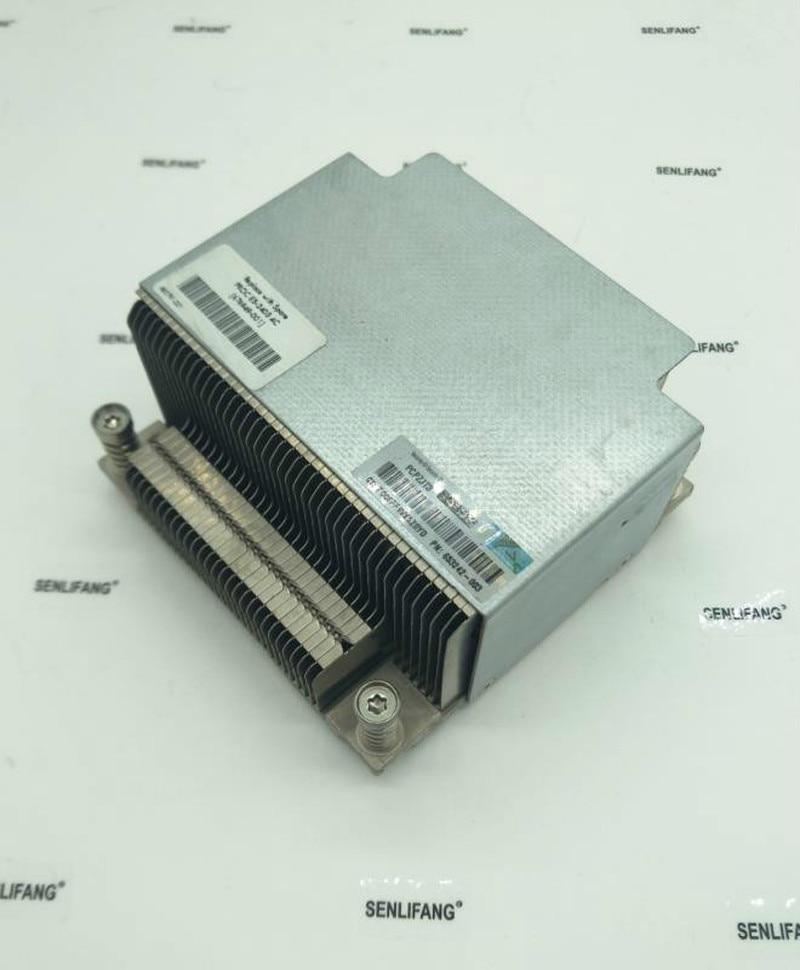 Heatsink CPU Cooler Heatsink 653241-003 676947-001 663673-001 DL380e G8 CPU Cooling Kit Heatsink Processor Cooler