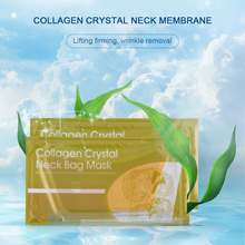 Gold Collagen Anti Aging Neck Mask Anti Wrinkle Skin Care Wh