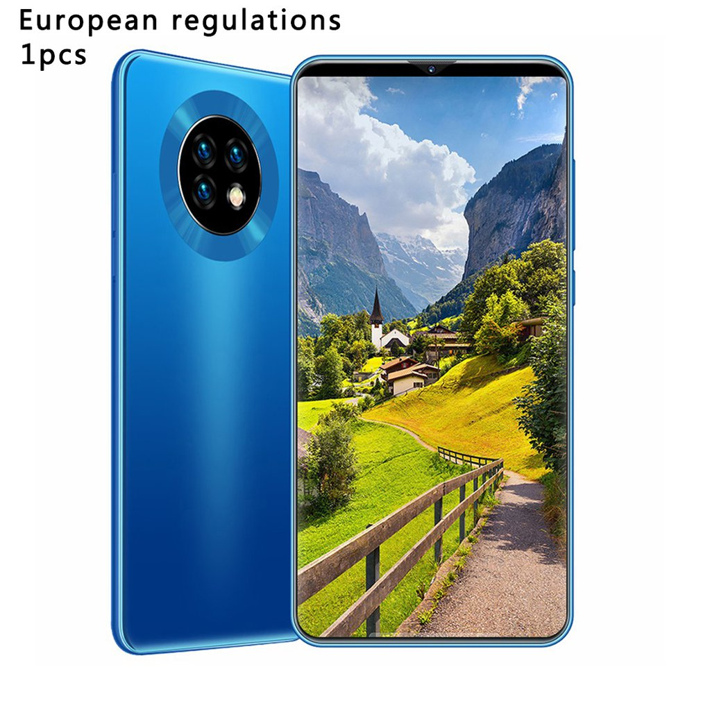 Mate33 6.1 Inches Full Screen 1+8Gb Mobile Phone Smart Phone Face Recognition Technology Smart Phone