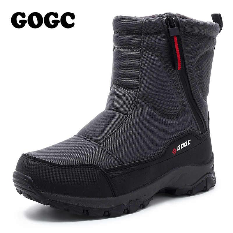 GOGC vrouwen laarzen vrouwen Winter Laarzen Schoenen vrouw snowboots vrouwen Winter Laarzen voor Vrouwen Winter Schoenen enkellaarsjes G9906