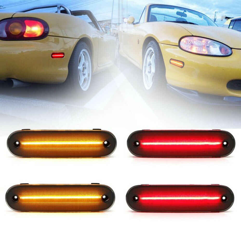 Driver Side Mazda Miata Replacement Turn Signal Light Assembly