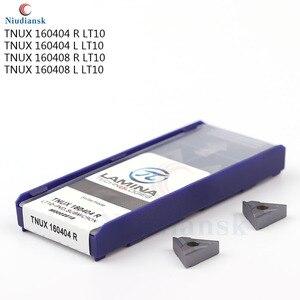TNUX160404R TNUX160408R LT10 H