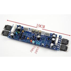 Image 2 - 2 STUKS Audio L12 2 Eindversterker Kit 2 Channel Ultra lage Vervorming Klassieke AMP DIY Kit Afgewerkt Board A10 011