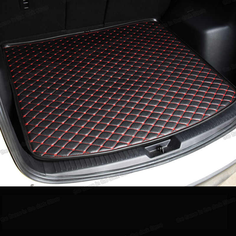 lsrtw2017 for opel antara leather car trunk mat cargo liner 2006 2007 2008 2009 2010 2011 2012 2013 2014 2015 carpet acessories