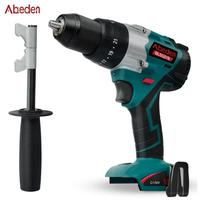 18V 1800rpm Cordless Screwdriver Electric Woodworking Drill Lithium ion Battery for Makita 2 Speed Hand Driver Wrench Power Tool