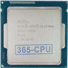 E3-1270 V3 3.5GHz 4-cores 8 MB LGA1150 80 W Server Processor E3-1270V3 CPU 1270V3