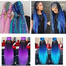 Crochet Braid Hair Extension  for Women