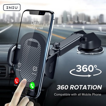 INIU Sucker Car Phone Holder in Car Clip Air Vent Mount No Magnetic Cell Stand Support Mobile Smartphone For iPhone Xiaomi https://gosaveshop.com/Demo2/product/iniu-sucker-car-phone-holder-in-car-clip-air-vent-mount-no-magnetic-cell-stand-support-mobile-smartphone-for-iphone-xiaomi/