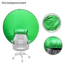 Nouvel écran vert pour Studio de photographie, toile de fond Non tissée, couleur blanche et noire, tissu Chromakey