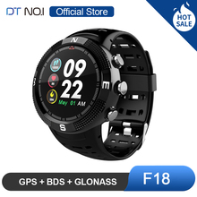 DTN O.I NO.1 F18 GPS BDS GLONASS 3 ดาวเทียม Global Positioning System Heart Rate Blue tooth 4.2 Sport Smart Watch smartwatch