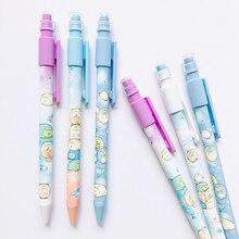 4 pcs/lot Sumikko Gurashi Stack Height 0.5mm Mechanical Pencil Student Automatic School Office Supply