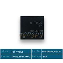 5 יח\חבילה WTR4905 1VV/XCVR1_RF עבור iPhone 7/7 בתוספת/7 בתוספת ביניים תדר אם Multimode LTE משדר