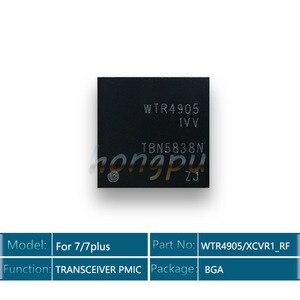 Image 1 - 5 шт./лот WTR4905 1VV/xcvr1 _ rf для iPhone 7/7plus/7plus Промежуточная частота IF Multimode LTE трансивер