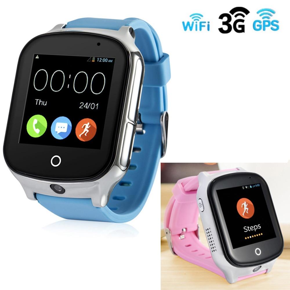 Inteligente para Mulheres dos Homens Smartver com Câmera de Saúde Arterial para Android Relógio Crianças Atividade Rastreador Pressão Ios A19 3g Gps