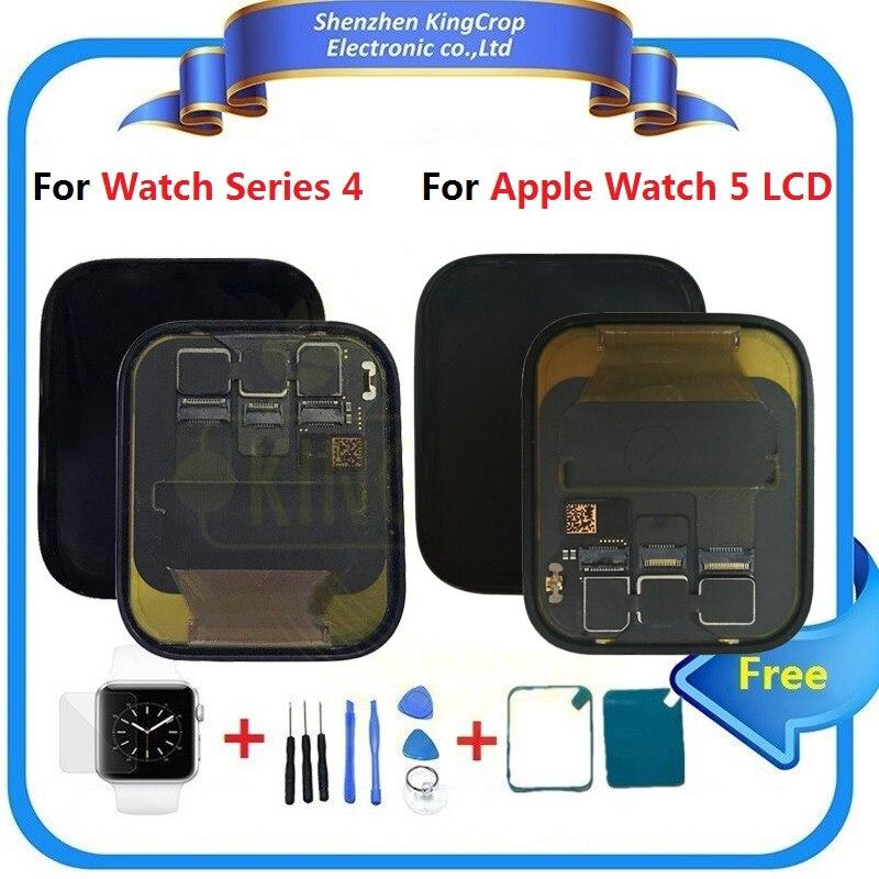 LTE/GPS do zegarka Apple Watch 4 wyświetlacz LCD A1975, A1976 wymiana montaż ekranu dotykowego do zegarka Apple Watch Series 5 wyświetlacz LCD A2156, A2157 w Ekrany LCD do tel. komórkowych od Telefony komórkowe i telekomunikacja na AliExpress - 11.11_Double 11Singles' Day 1