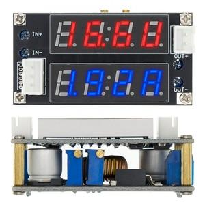 Image 2 - 2 in 1 XL4015 5A Einstellbare Power CC/CV Step down lademodul Led treiber Voltmeter Amperemeter Konstante strom konstante spannung