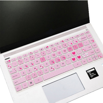 14 inches HP Keyboard Cover Protector Keyboard Stickers Multicolor Soft Silicone Waterproof Protective Film For Computer 1