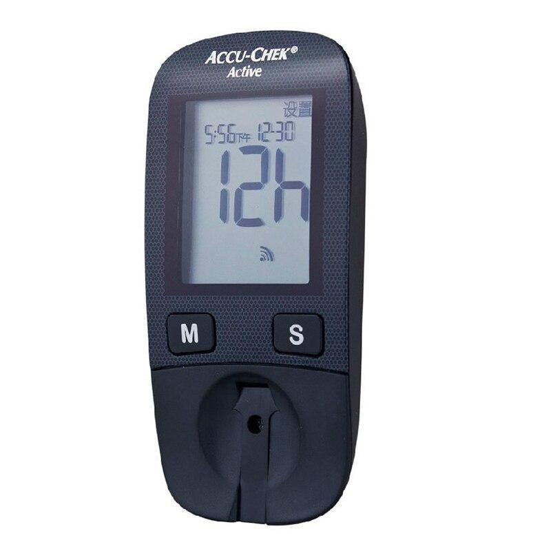 Горячая продажа тест на сахар в крови s активный измеритель глюкозы в крови для ухода за кровяным диабетом бытовой глюкозиметр монитор