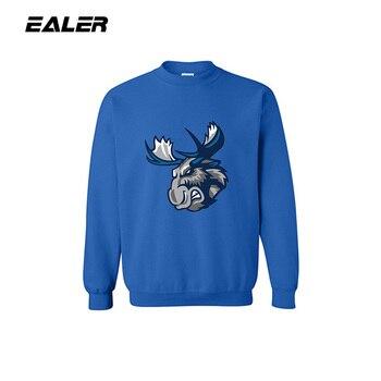 Coldoutside мужской синий спортивный свитер фитнес пальто с логотипом для фанатов хоккея